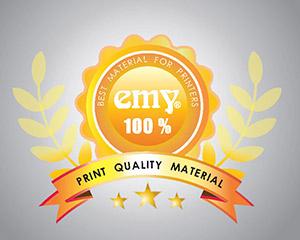 Okraje Print etiket EMY