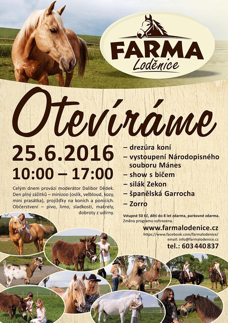 Farma Loděnice